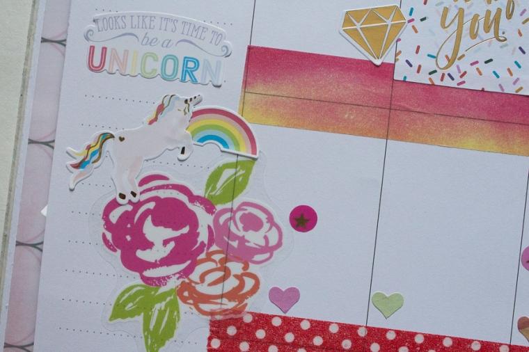 Happy Planner Unicorns! | JM Creates