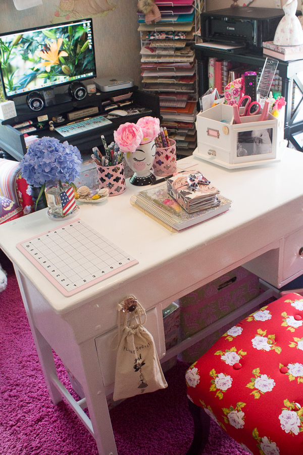 Home Office | Jen Manis Creates