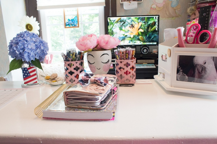 My Creative Space | Home Office | Jen Manis Creates