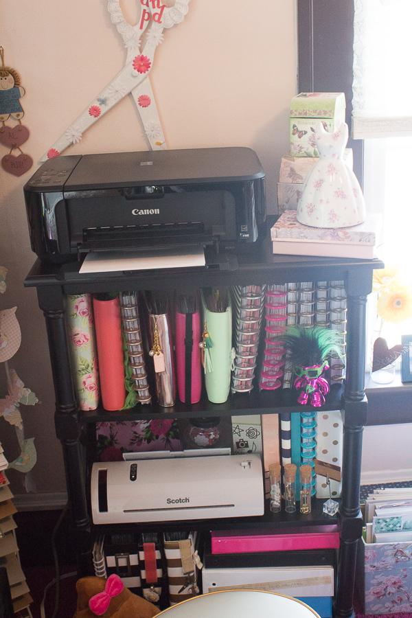 Home Office | Jen Manis Creates