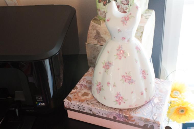 Home Office Details | Jen Manis Creates