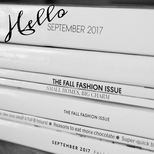 hello september | JM Creates