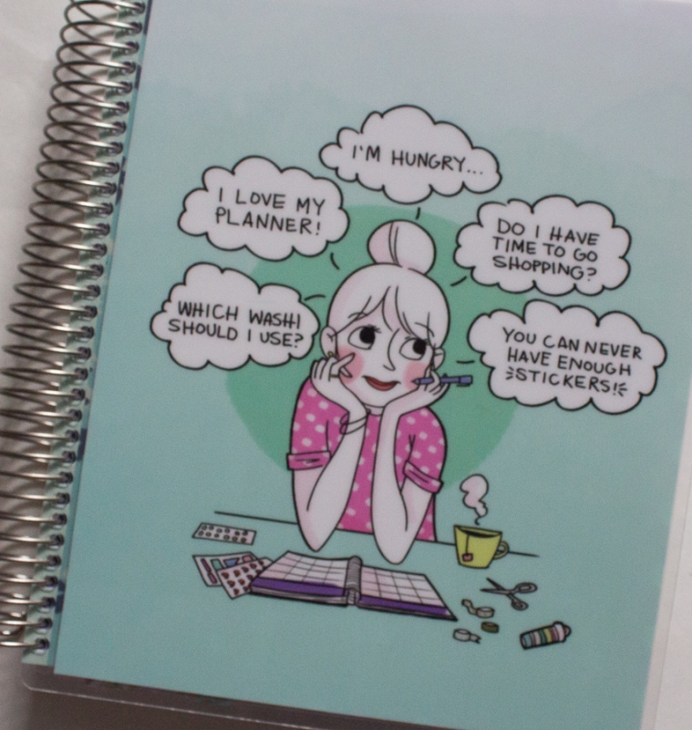 Recollections Planner Girl Spiral Planner | JM Creates