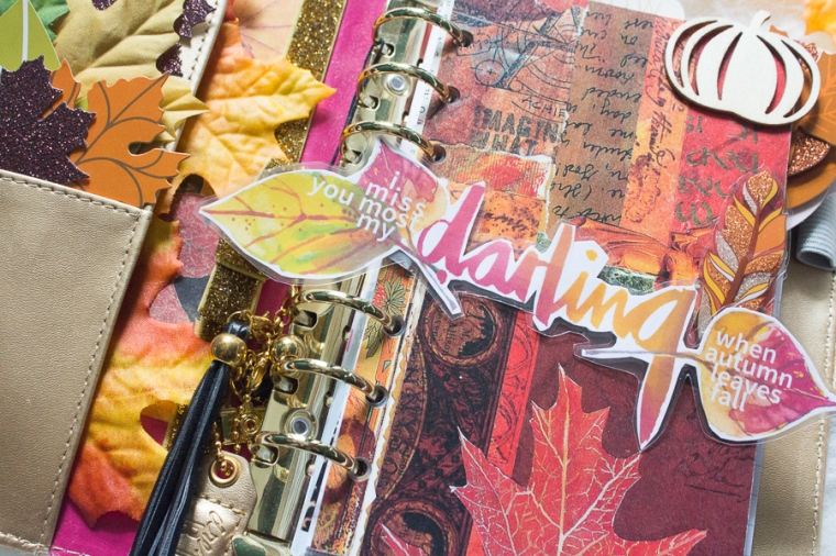 Welcome Fall! | Webster's Pages Planner Setup | JM Creates
