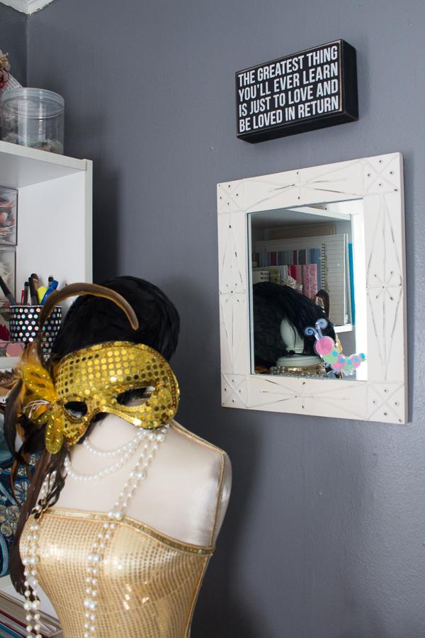 Black and White Inspired Bedroom | JM Creates