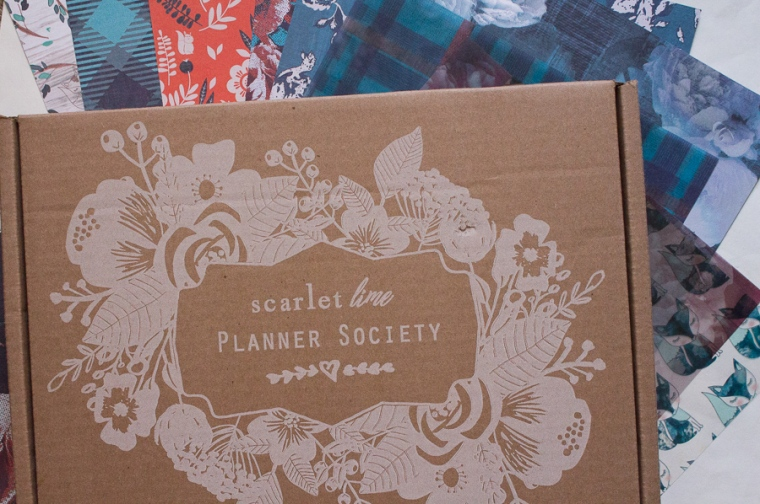 The Planner Society October 2017 Kit | JM Creates