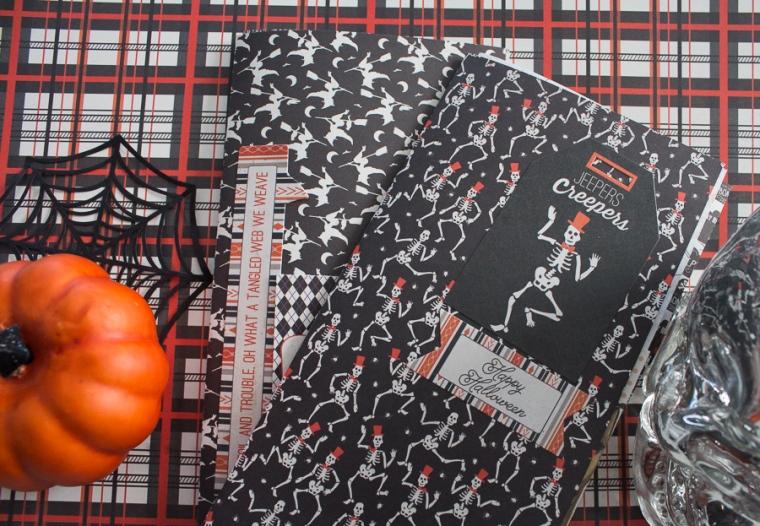 Authentique Halloween TN Inserts | JM Creates