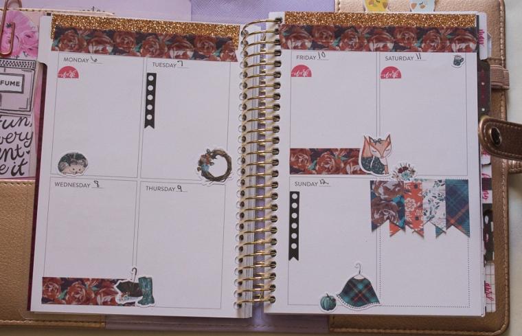 Recollections Mini Spiral Planner | JM Creates Blog
