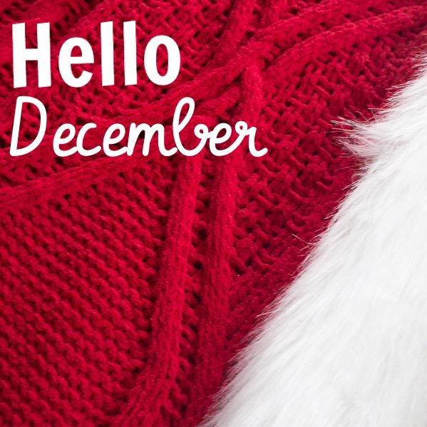 Hello December | JM Creates Blog