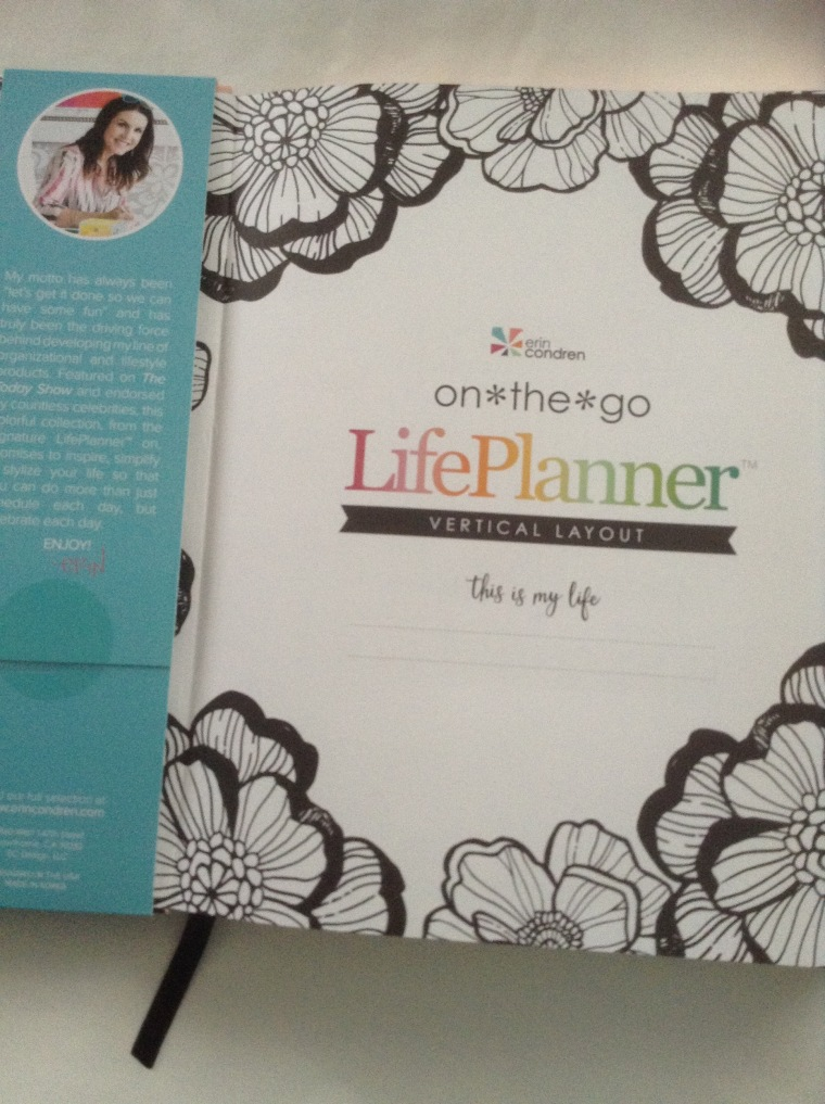 Erin Condren Hardbound Planner at TJ Maxx | JM Creates Blog