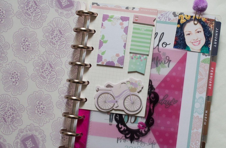 Daydreamer Happy Planner as a Memory Planner | JM Creates Blog
