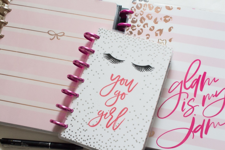 My 2018 Planner Lineup! | JM Creates Blog
