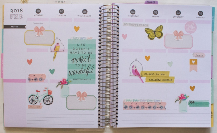 Recollections Spiral Planner feat. Maggie Holmes | JM Creates Blog