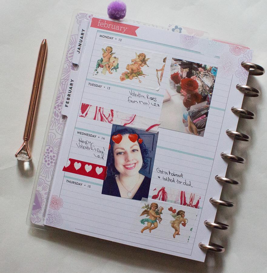Daydreamer Memory Planner | JM Creates Blog