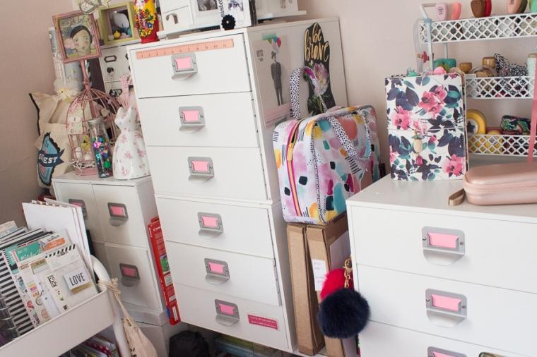 Craft Room Organizing Solutions Part 4 | JM Creates Blog