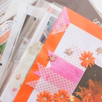 Workspace Wednesday Storage Solutions | Part 6 | Scrapbooking Paper