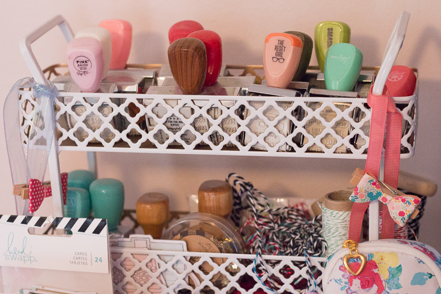 How I Store My Stamps | JM Creates Blog