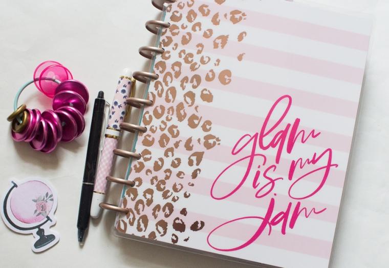 Current Happy Planner Setup | JM Creates Blog