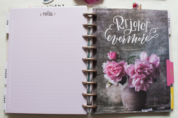 Current Happy Planner Setup | JM Creates Blog