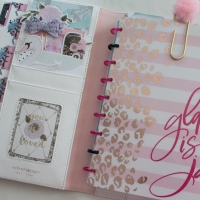 Webster's Pages Composition Planner...with a Happy Planner Inside!