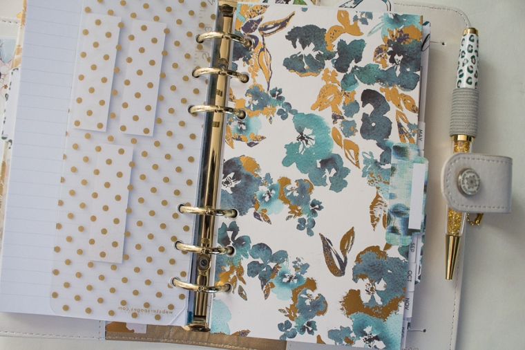 Webster's Pages Personal Planner Setup feat. The Planner Society | JM Creates Blog