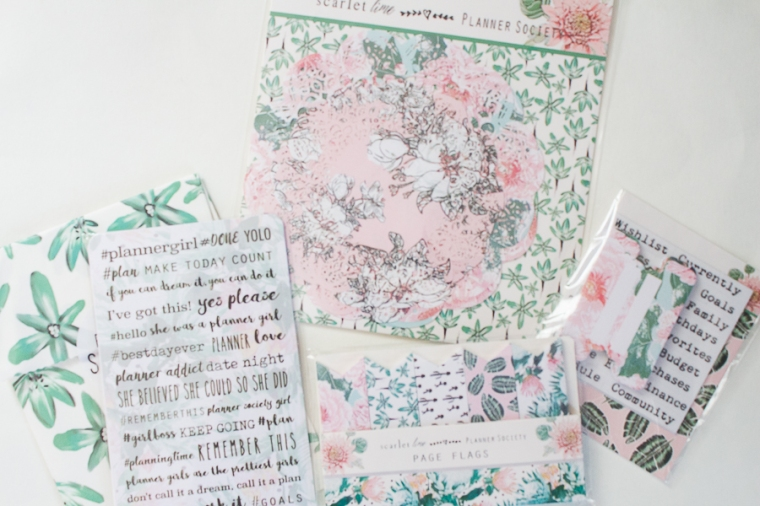 May Planner Society Kit | JM Creates Blog