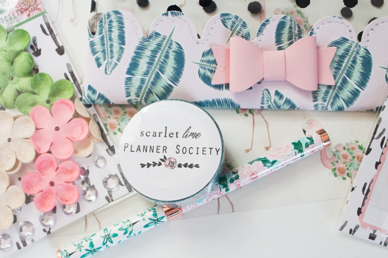 My Favorite Planner Society Kits | Created by Jen Blog