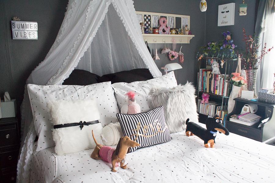 Summer Bedroom Decor | Created by Jen Blog