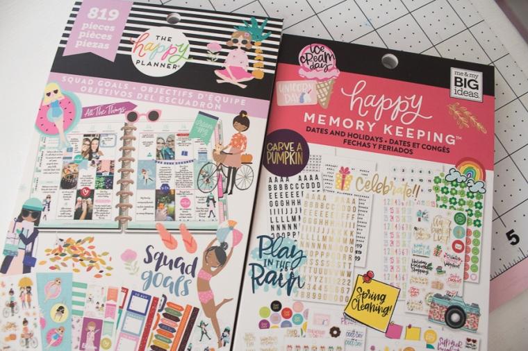 New Mambi Sticker Books! | Created by Jen Blog