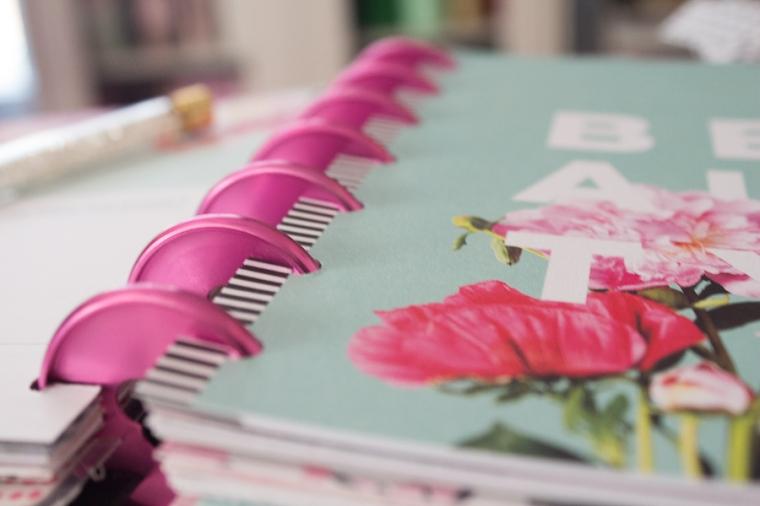 Mini Happy Planner | Created by Jen Blog