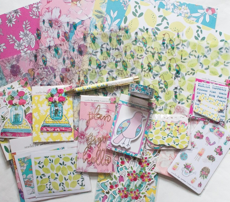 Planner Society June 2018 | Created by Jen Blog
