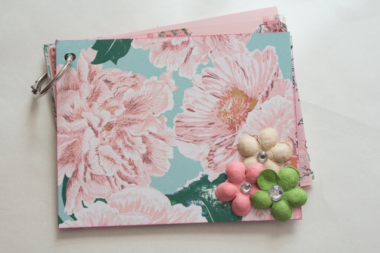 Mini Album feat. The Planner Society | Created by Jen Blog