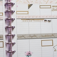 Happy Planner Weekly Spread | July 23-29