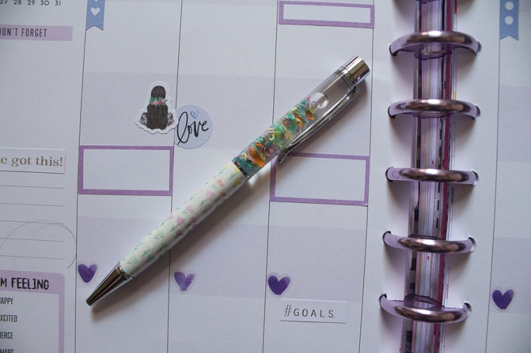 New Happy Planner Setup! | Created by Jen Blog
