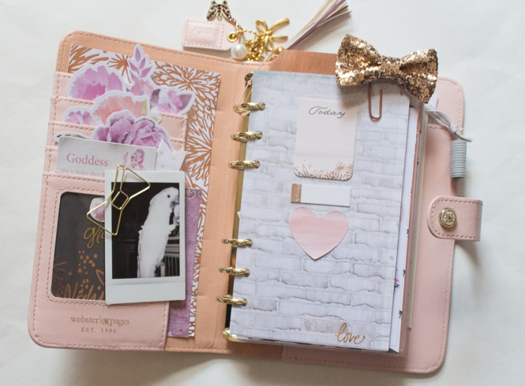 My Self-Care Planner | Created by Jen Blog