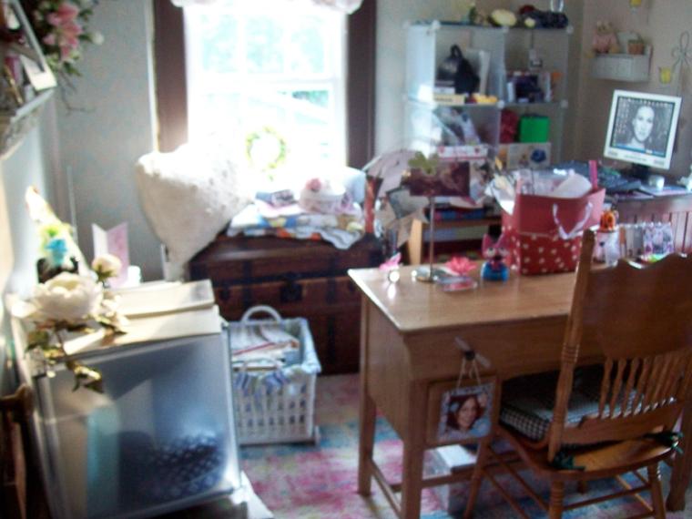 Craft Room Evolution | Created by Jen Blog