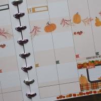 Happy Planner Weekly Spread | October 15-21