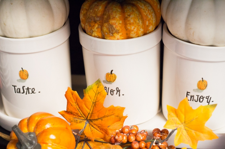 Fall Around Here | Created by Jen Blog