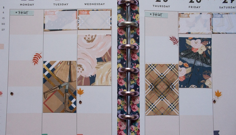 Happy Planner Wekkly Spread | Created by Jen Blog