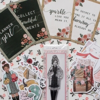 The Planner Society October 2018 Box