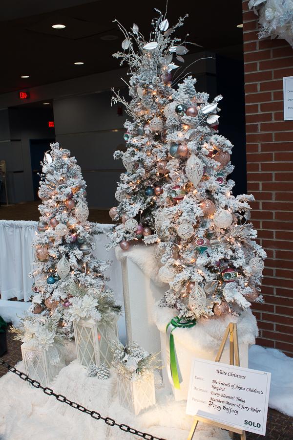 Holiday Tree Festival 2018   Created by Jen Blog