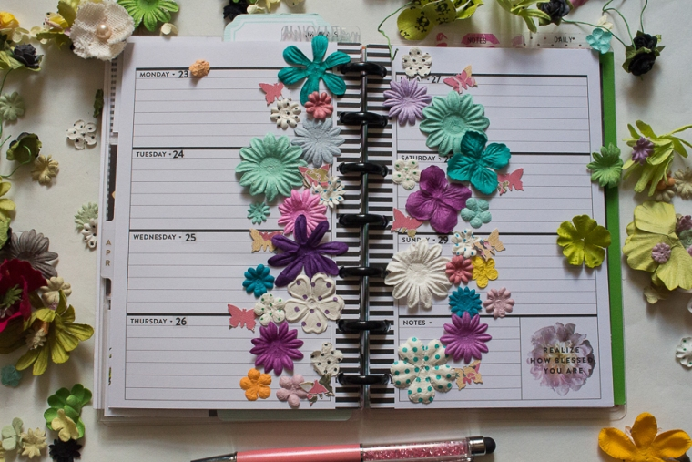 Top 10 Planner Spreads of 2018 | Created by Jen Blog