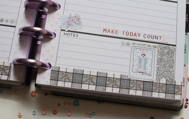 My Mini Happy Planner for 2019! | Created by Jen Blog