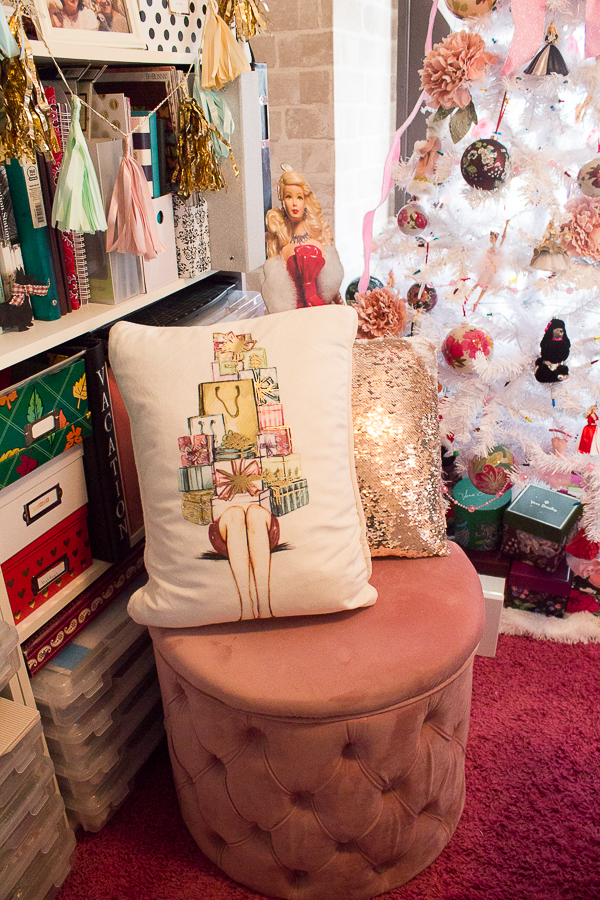 Office Holiday Decor 2018 | Created by Jen Blog