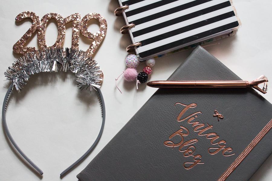 Happy 2019 | Created by Jen Blog