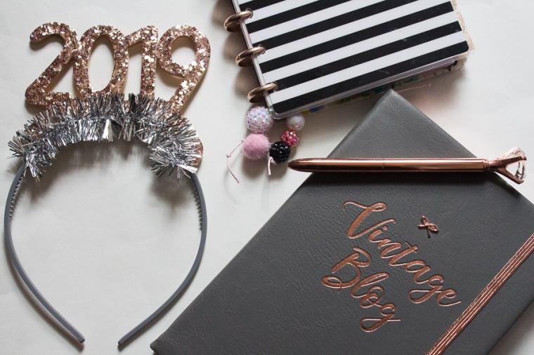 Happy 2019   Created by Jen Blog