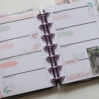 Mini Happy Planner Weekly Spread | March 11-17