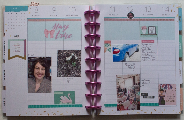 Memory Planner | Created by Jen Blog