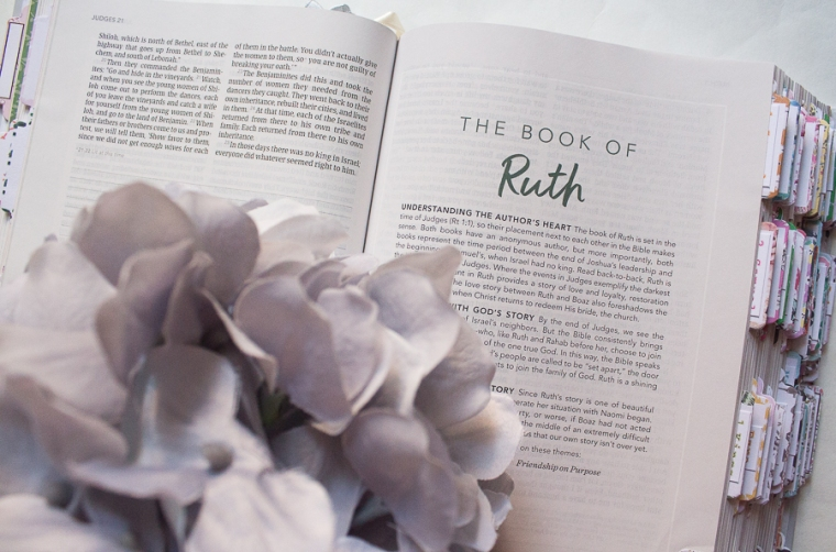 (in)courage Bible | Created by Jen Blog