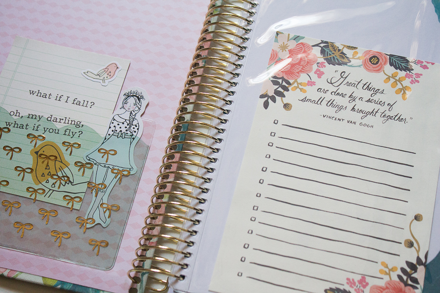 New Recollections Planner